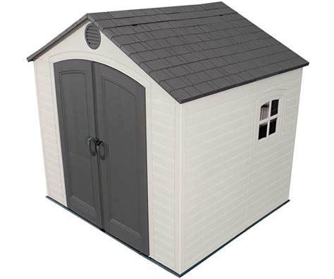 plastic sheds resin storage shed kits