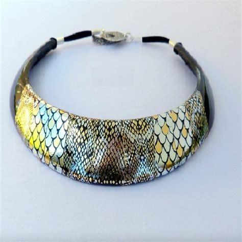 collier en p 226 te polym 232 re avec tatouage temporaire perles co