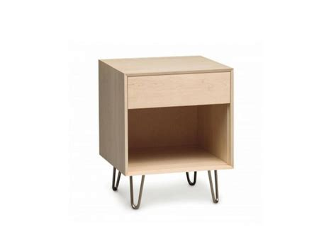 canvas 1 drawer with push to open drawers three chairs co