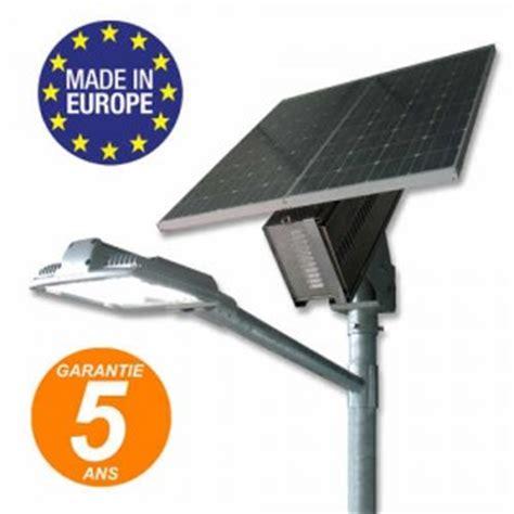 ladaire solaire prix eclairage ext 233 rieur