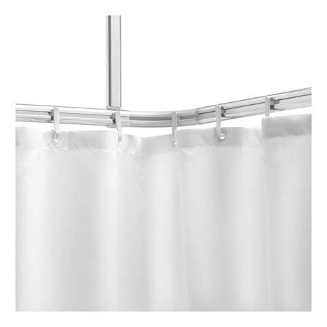barre en aluminium pour le rideau de sealskin 276623005 salle de bain wc