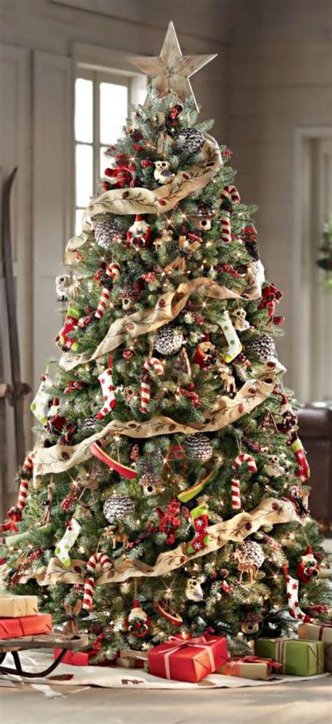 20 Awesome Christmas Tree Decorating Ideas & Inspirations