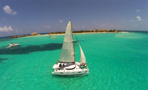 Isla Mujeres By Catamaran by 2 Day Xcaret And Isla Mujeres By Catamaran