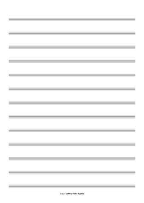 papier 224 musique saturax
