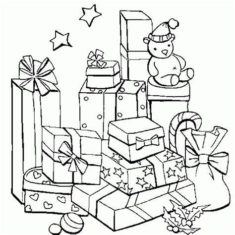dessin de cadeaux coloriages de no 235 l 224 imprimer