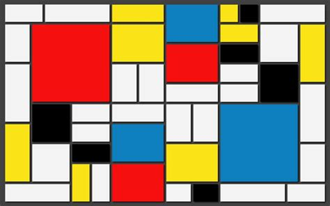 Piet Mondrian by Fine Arts Piet Mondrian S Abstraction And His Trees