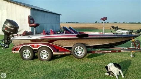 Bass Boats For Sale Oklahoma Facebook by 2006 Used Ranger Boats Z 20 Comanche Bass Boat For Sale