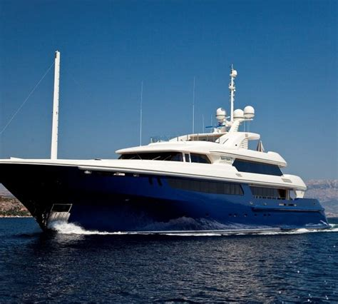 Whispering Angel Boat Owner by Isa To Showcase 41m Classic Motor Yacht Aziza At Monaco