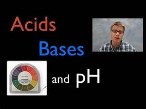 Paul Andersen explains pH as the power of hydrogen. He ...