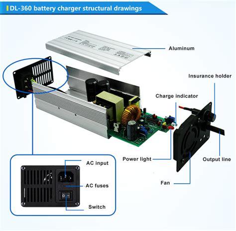 48 v lithium ion chargeur de batterie pour v 233 lo 233 lectrique scooter fauteuil roulant segway