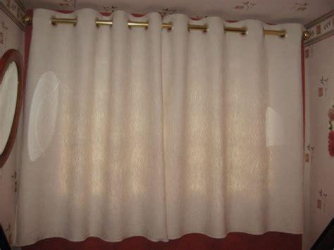 faire ses doubles rideaux avec oeillets paminatelier les tutos de pamina