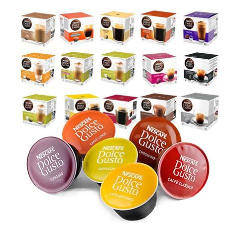 nescafe dolce gusto coffee pods capsules 1 x 16 pods buy 3 for free delivery ebay