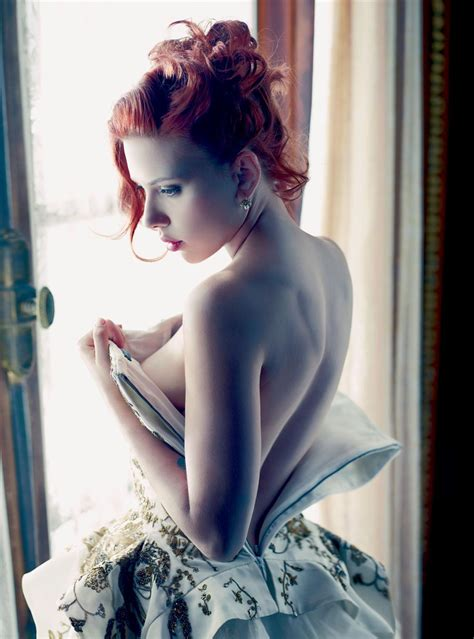johansson mario sorrenti photoshoot for vanity fair photos