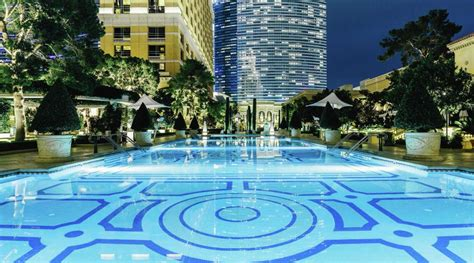 Summer, Summer, Summertime Vegas Pool Amenities That'll
