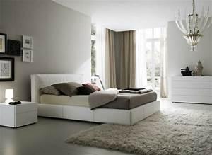 Wandfarben Ideen Schlafzimmer : moderne wandfarben 40 trendige beispiele ~ Markanthonyermac.com Haus und Dekorationen