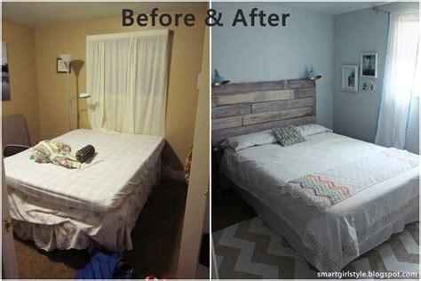 Diy Bedroom Makeover On A Budget  Bedroom Design