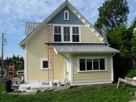 Zspmed Of Metal Roof House Color Combinations