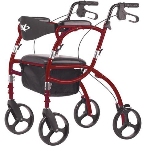 get the hugo navigator combination rolling walker