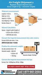 How to Calculate Air Freight Chargeable Weight? | FFQO