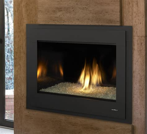 Gas Fireplaces  8000 Modern  Kastle Fireplace. Stone Mantel. Mason Jar Pendant Light. Dark Cabinets. Casa Bella Homes. Custom Bar. Niche Modern. Stolmen Ikea. Alpine White Granite