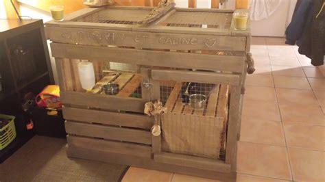 mieux qu une cage 224 lapins la cabane 224 lapins en palettes
