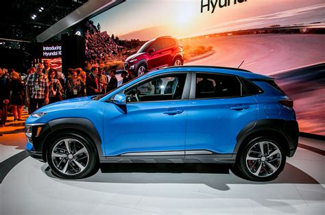 2018 Hyundai Kona Makes Us Debut  Automobile Magazine