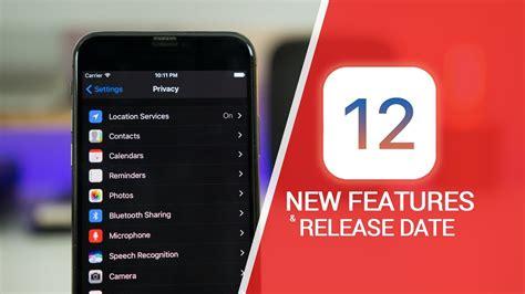 Ios 12 Release Date, New Features & Iphone 5s Support? Iphone Watch Used 7 Precio Eeuu Sears Plus Hermosillo Cena At&t Vs Garmin Fenix 5 Tips