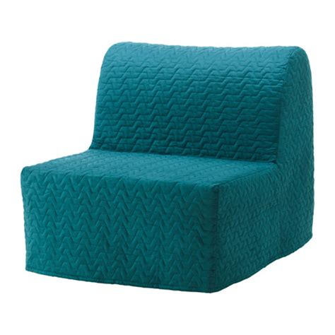 Lycksele Chair Bedsofa Bed by Lycksele L 214 V 197 S Chair Bed Vallarum Turquoise Ikea