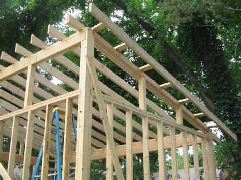 slant roof shed plans useful slanted roof shed design dave plan for gambrel