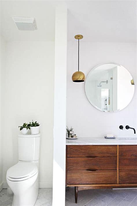 Mid Century Modern Bathroom Vanity Light by 17 Best Ideas About Modern Bathroom Vanities On