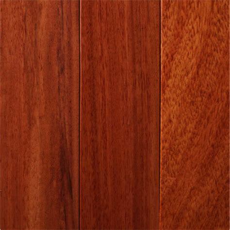 santos mahogany hardwood prefinished solid flooring