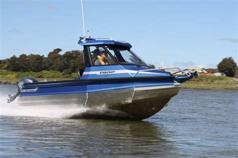 Boats Online Stabicraft by New Stabicraft 1850 Supercab Power Boats Boats Online