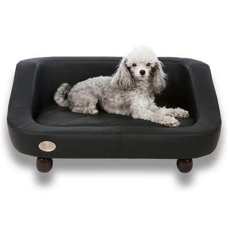 canap 233 noir moderne pour chien canap 233 luxe pour chien oh pacha