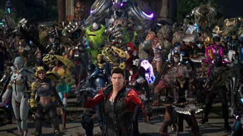 Epic Games Releases Paragon Assets Free To Unreal Engine