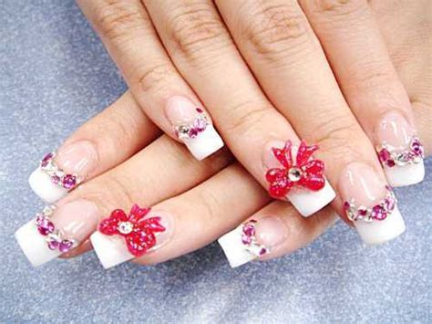 Diy 3d Nail Art Designs 2015 For Girls