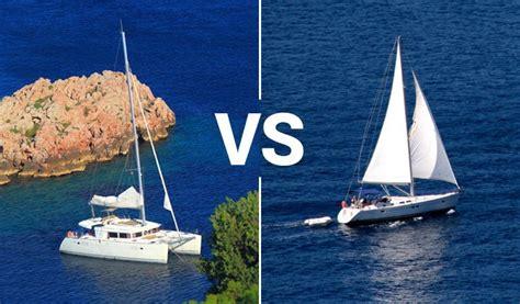 Catamaran Or Monohull by What To Charter This Summer Monohull Or Catamaran