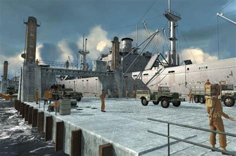 anniversaire du d 233 barquement le port artificiel d arromanches reconstitu 233 par dassault syst 232 mes