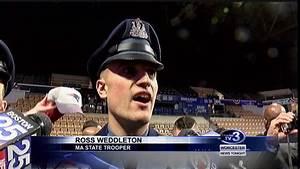 WNT Mass State Police Graduation - January 25th, 2018 ...