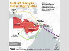 How Qatar crisis affect travel Industry