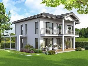 Moderne Häuser Walmdach : vario haus new design v gibtdemlebeneinzuhause einfamilienhaus fertighaus fertigteilhaus ~ Markanthonyermac.com Haus und Dekorationen