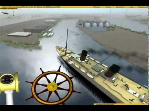 ship simulator titanic crash pc