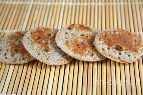 recette mini blinis au thermomix en cuisine