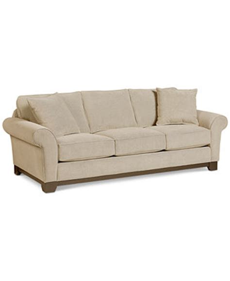 medland fabric sleeper sofa furniture macy s