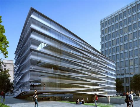 The Best Architecture Public Library Design Innovation