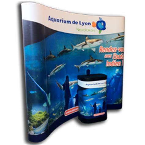 l aquarium de lyon s offre les services de cra panneaux