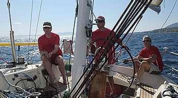 Sailing Academy Greece by Greece Sailing School Sailing Lessons In Greece Asa