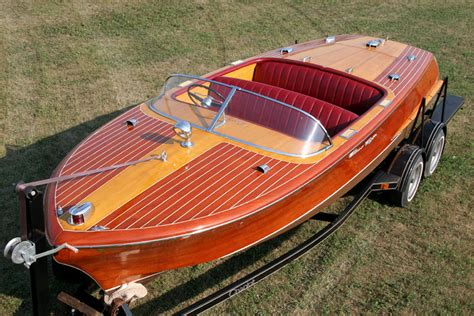 Chris Craft Capri Boats For Sale by 1956 21 Chris Craft Capri Classic Runabout