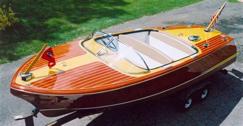 Chris Craft Capri Boats For Sale by Wooden Boats Identify Your Chris Craft 1955 1958 19 Ft