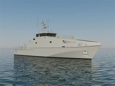 Military Boats For Sale Australia by Austal Pacific Patrol Boat 40 Naval Technology