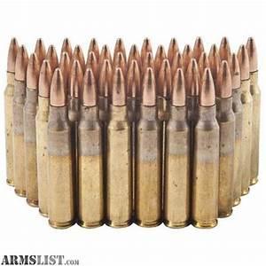 ARMSLIST - For Sale: Federal XM193 5.56 NATO 1000 round case